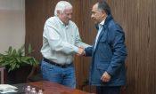 Buscan Sader y gobierno de Guerrero optimizar programa de fertilizante