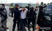 Liberan antimotines la carretera Chilpancingo-Acapulco; 6 detenidos