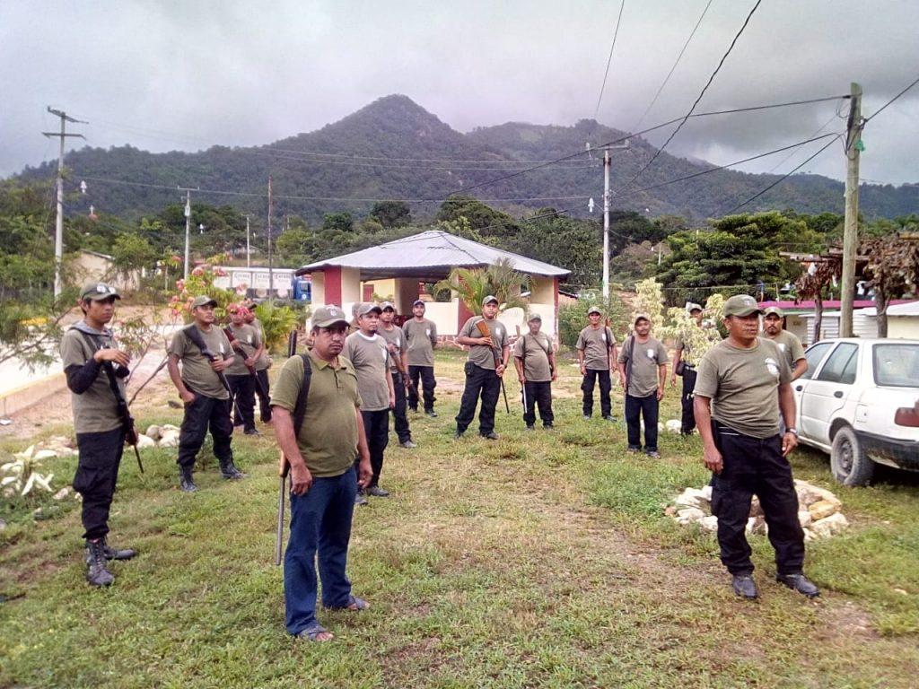 Conflicto agrario en la Montaña Alta de Guerrero