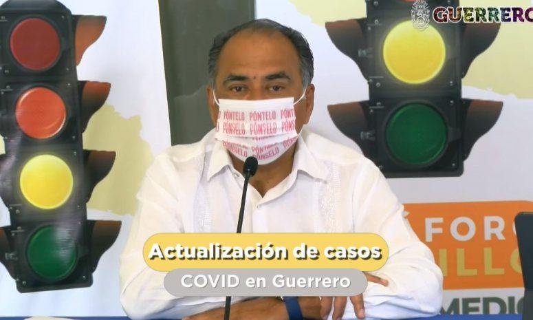 Ya son menos quienes desacatan medidas por Covid, destaca Astudillo