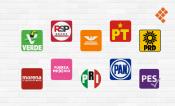 Así van diputaciones: Morena 8, PRI y PRD 6, PVEM 1; faltan 13 distritos