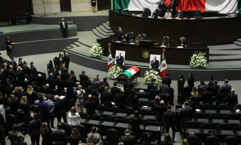 René Juárez siempre vio por el interés máximo de México: Astudillo