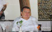 Pide Aguirre a la federación trato equitativo a Guerrero por terremoto