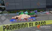 Matan a balazos a comerciante en pleno tianguis de la Zapata en Acapulco