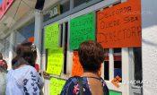 Cierran oficinas de Mercados en Acapulco en rechazo a delegada